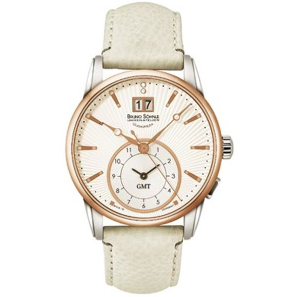 Bruno Söhnle Glashütte Atrium Lady GMT 17-63154-241