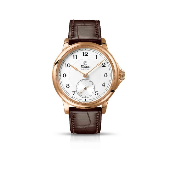 Tutima Glashütte Patria Small Second 6600-01