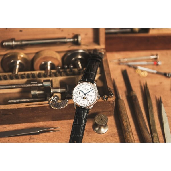 Union Glashütte 1893 Johannes Dürrstein Edition Mondphase D007.458.16.017.00
